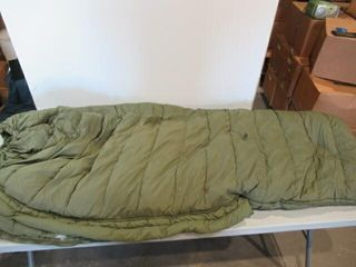 As Is ECW Inner sleeping BAg with liner   Hood