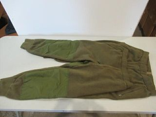 2  Pairs Combat Sweat Pants Size Small Regular