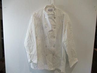 MEns Chefs Jacket Size 46
