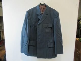 Mens Blue Dress Jacket Size Xl Regular
