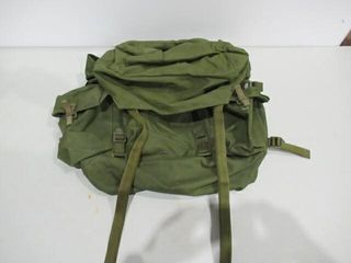 Canadian Military Ruck Sack