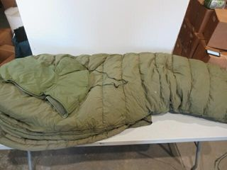 ECW Sleeping Bag with Inner liner   Hood