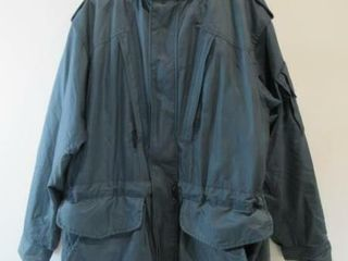 As Is Blue Parka Size large Tall