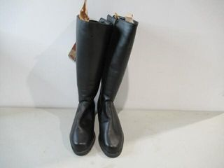 Blondo Regence Black leather Winter Boot