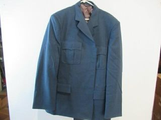 Mens Blue Dress Jacket Size Approx XXlarge