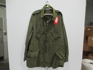 Combat Jacket  Outer Size 9 Tall large