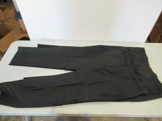 2  Pair Mens Black Dress Black Pants