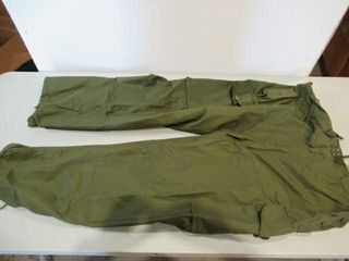 ECW Windproof Combat Pants Size large Tall