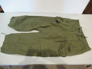 ECW Windproof Combat Pants Size 2 Short Medium