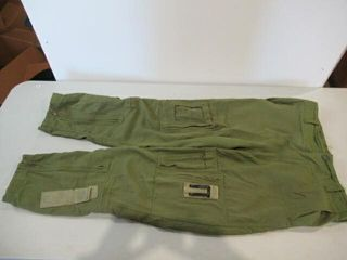 As Is Flyers Combat Pants Size Small Tall