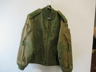 2  OD Green Flyers Jacket   Combat Parka