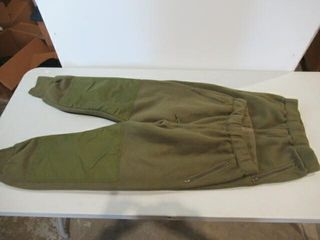 2  Pair Combat Sweat Pants Size Small Short