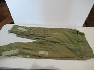 2  Pair OD Green Flyers Combat Pants