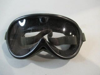 As Is Pair Desert Goggles Clear lens