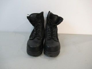 Terra Saftey Hot Weather Combat Boots CSA GR 1