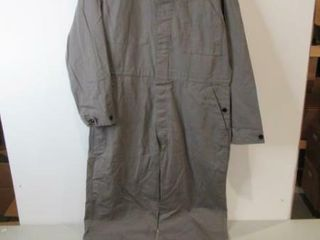 Grey Coveralls Size Medium Tall