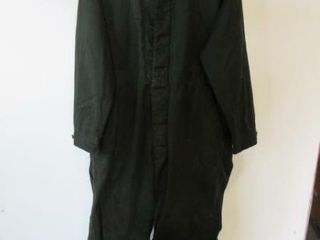 As Is Green Coveralls Size large Regular