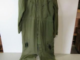 Flyers OD Green COveralls Size Approx X large Tall