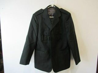Womens Army Dress Jacket Size 16 Regular Short
