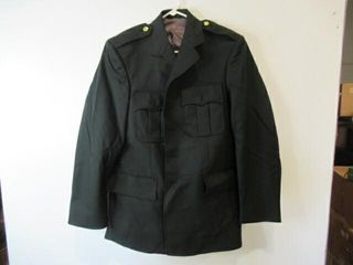Mens Army Dress Jacket Size Medium Regular