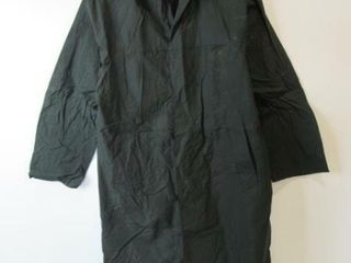 Mens lightweight Green Raincoat Size 36 Short