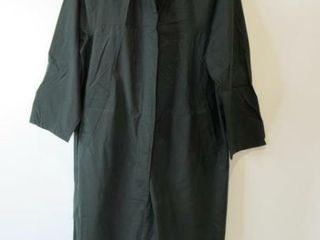 Mens lightweight Green Raincoat Size 32 Short