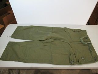 ECW Windproof Combat Pants Size 9 long large