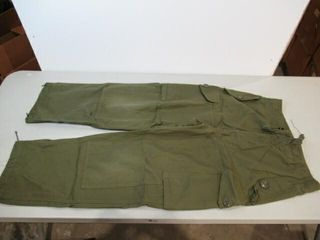 ECW Windproof Combat Pants Size 8 long Medium