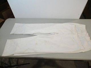 2  As Is Pair Chefs Pants Size Small Regular