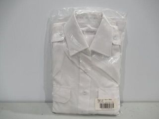 Womens long Sleeve Dress Shirt White Size 10 M 29