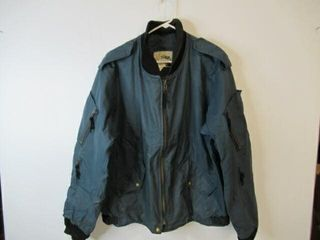Blue Flyers Jacket Size Medium Tall