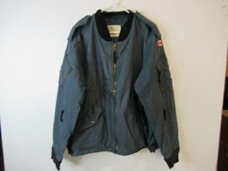 Blue Flyers Jacket Size XX large Tall