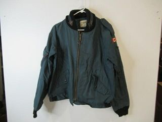 Blue Flyers Jacket Size Medium Regular