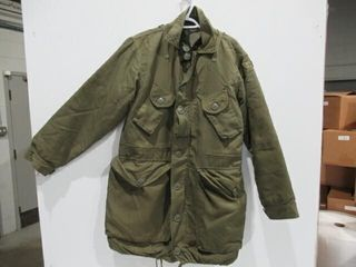 Extreme Cold Weather Combat Parka with liner