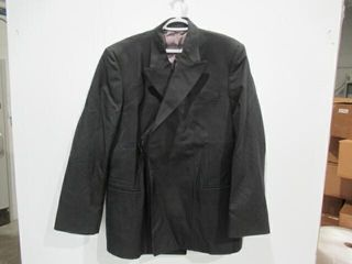 Black Navy Dress Jacket Size large Regular