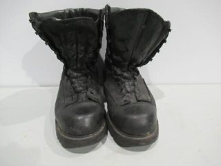 Vibram Wet Weather Combat Boots Size 7 1 2
