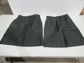 2  Green Womens Skirts Size H42 1 2