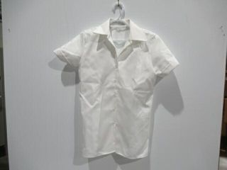 2  Women Officers Short Sleeve Dress Shirt