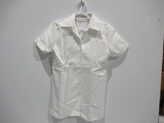 3  Womens Shirt  Officers  Conv  Collar White