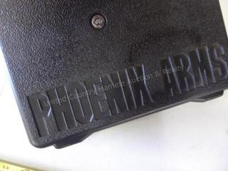 Phoenix Arms HP22A - .22 LR
