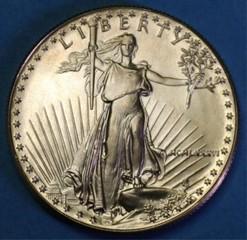 1986 Gold $50 American Eagle U.S. Coin