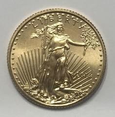 2014 AGE $5 Gold American Eagle