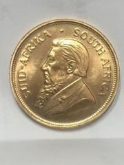 1974 Krugerrand Gold 1 oz Coin
