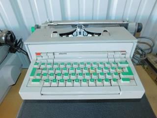 Vintage Olivetti Praxis 48 Electric Typewriter