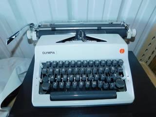 Vintage Olympia Electric Typewriter