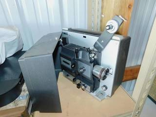 Vintge Bell & Howell 8mm Super 8 Movie Projector