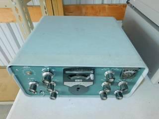Vintage SB-100 Heatkit Transreceiver for Ham Radio