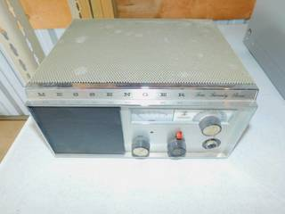 Vintage Johnson Messenger 523 CB Radio Base Station