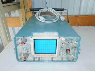 Vintage Tektronix 465M 2 CH/Channel 100MHz AN/USM-425(V)1 Oscilloscope Test Equipment