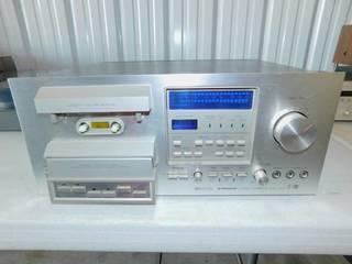 Vintage Pioneer Stereo Cassette Tape Deck